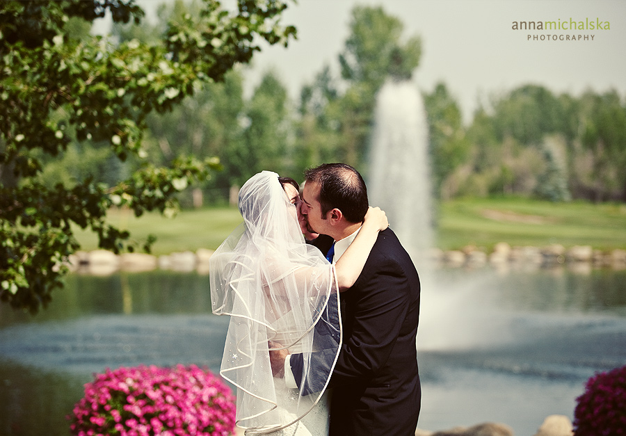 calgary okotoks wedding photographer anna michalska crystal ridge golf course