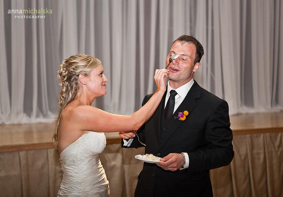 calgary wedding photography anna michalska polish canadian cultural centre