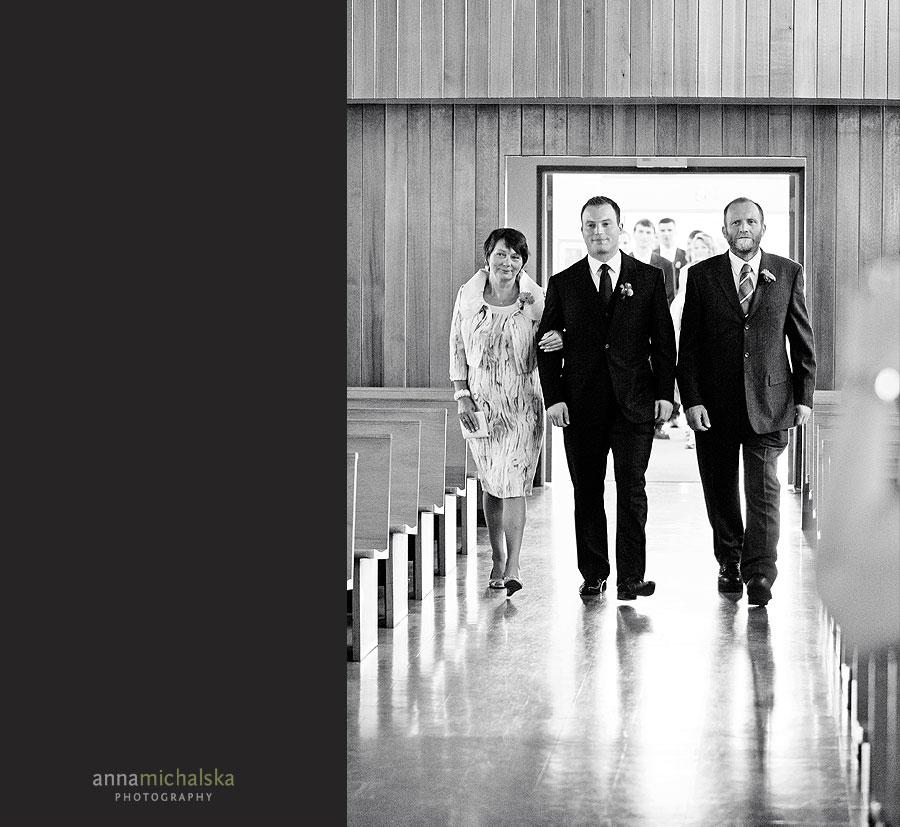 calgary wedding photography anna michalska st. bernard's church