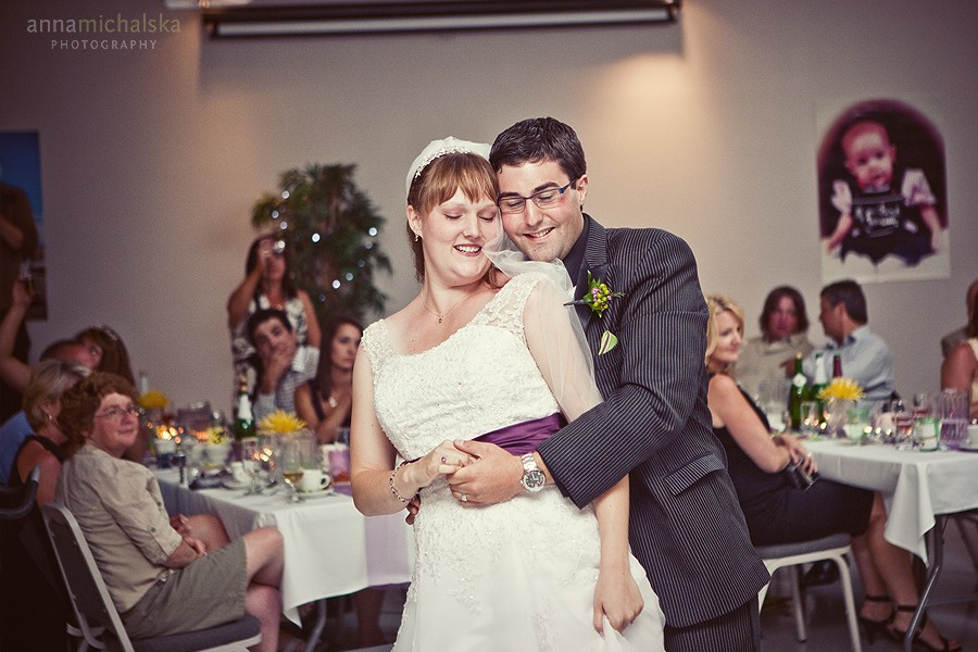 megan + dustin {wedding}