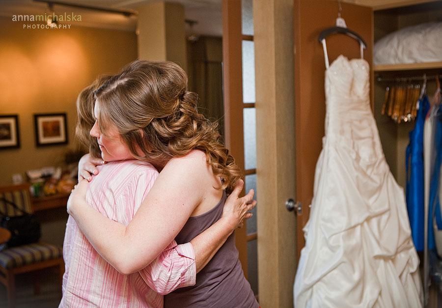 calgary wedding photography anna michalska carriage house inn bride dress