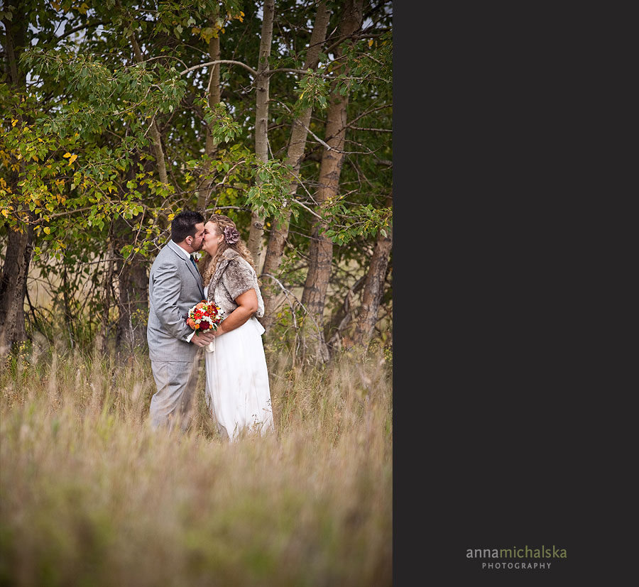calgary wedding photography anna michalska fish creek park