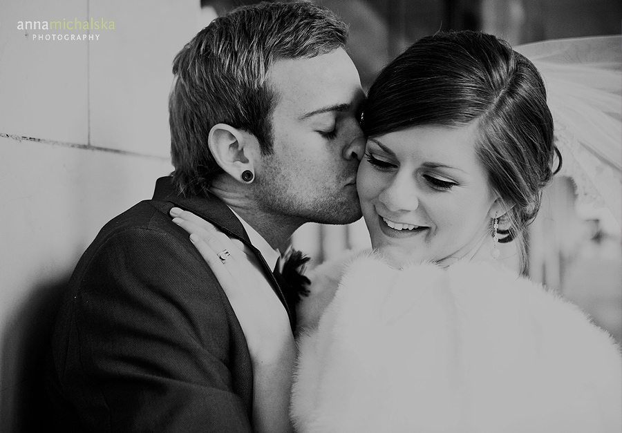 calgary wedding photography anna michalska the bay downtown stephen avenue