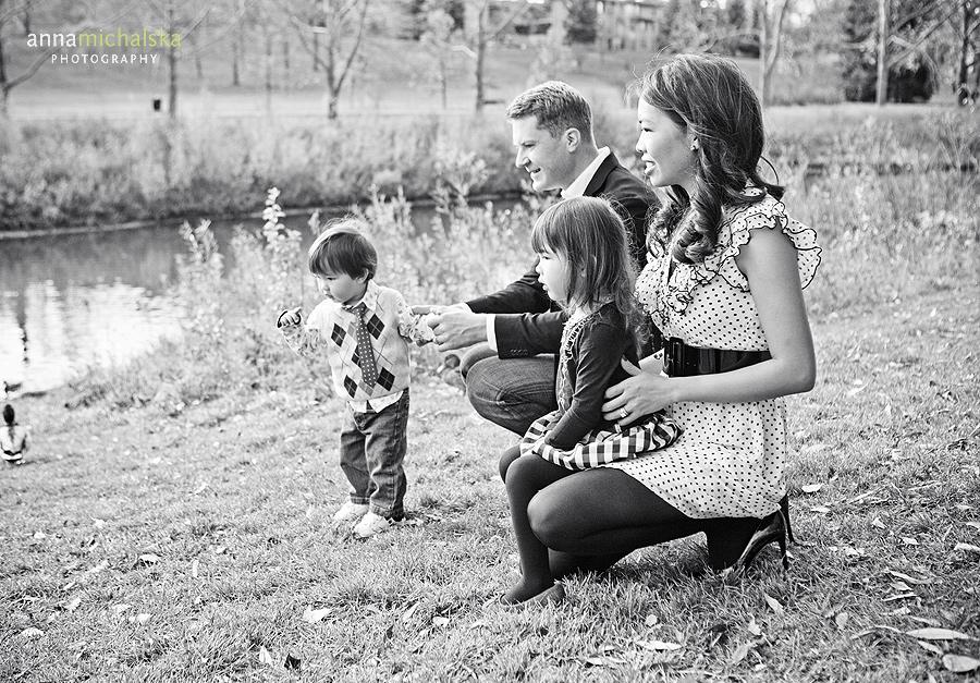 calgary family session anna michalska photography confederation park