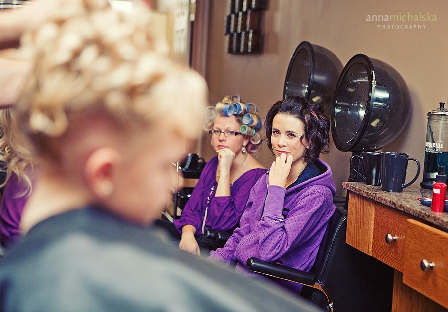 calgary wedding photographer anna michalska eyes on you salon makeup
