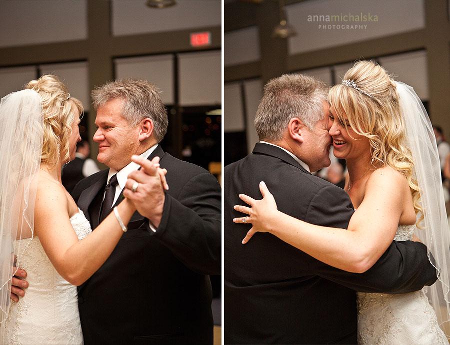 calgary wedding photographer anna michalska Valley Ridge Golf Course reception