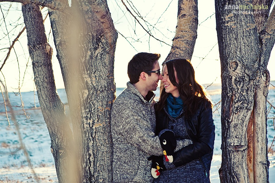 melissa + kyle {engagement session}
