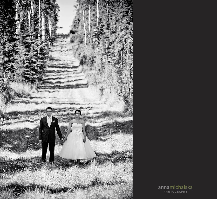 rocky mountain house wedding photographer anna michalska