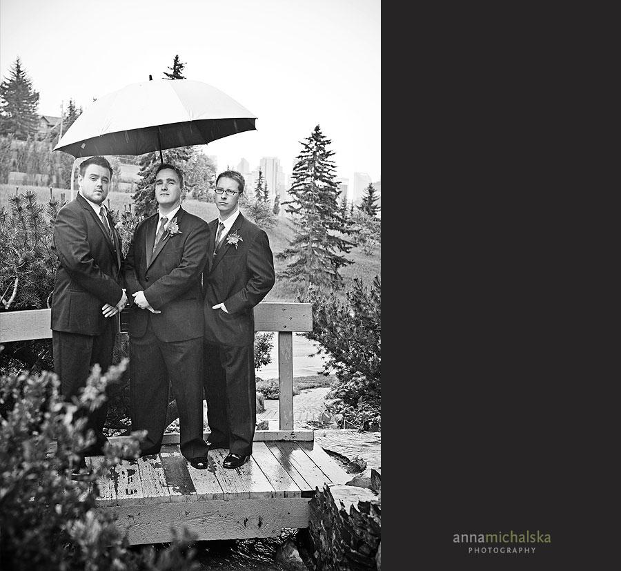 calgary wedding photographer anna michalska riley park senator burns rock memorial garden