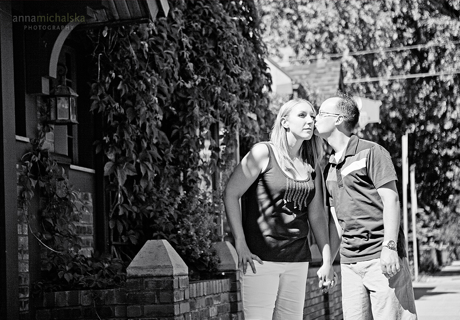 calgary engagement photographer anna michalska kensington pub