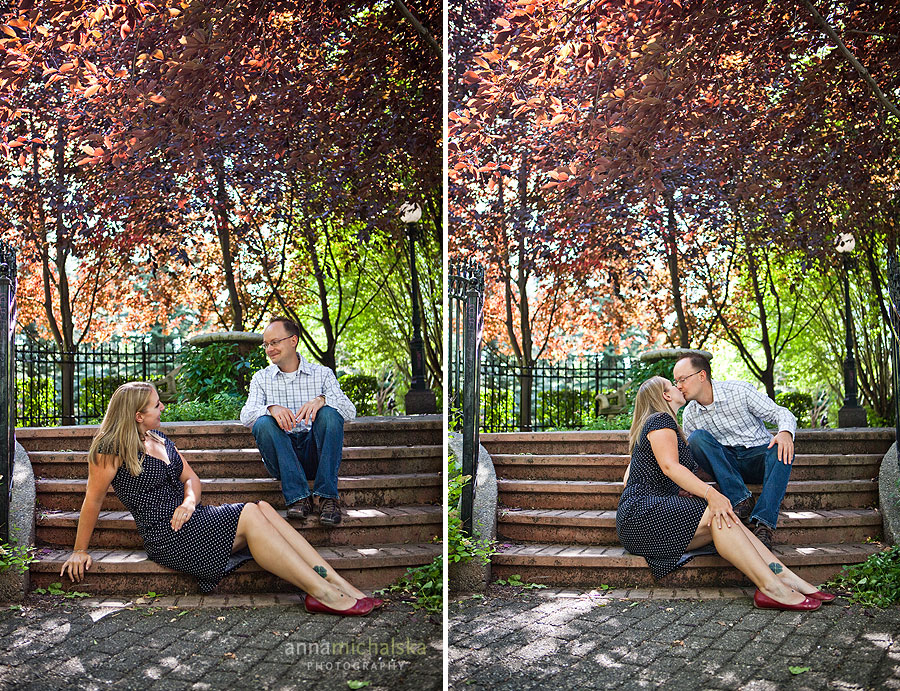 calgary engagement photographer anna michalska gerry shaw park elbow park