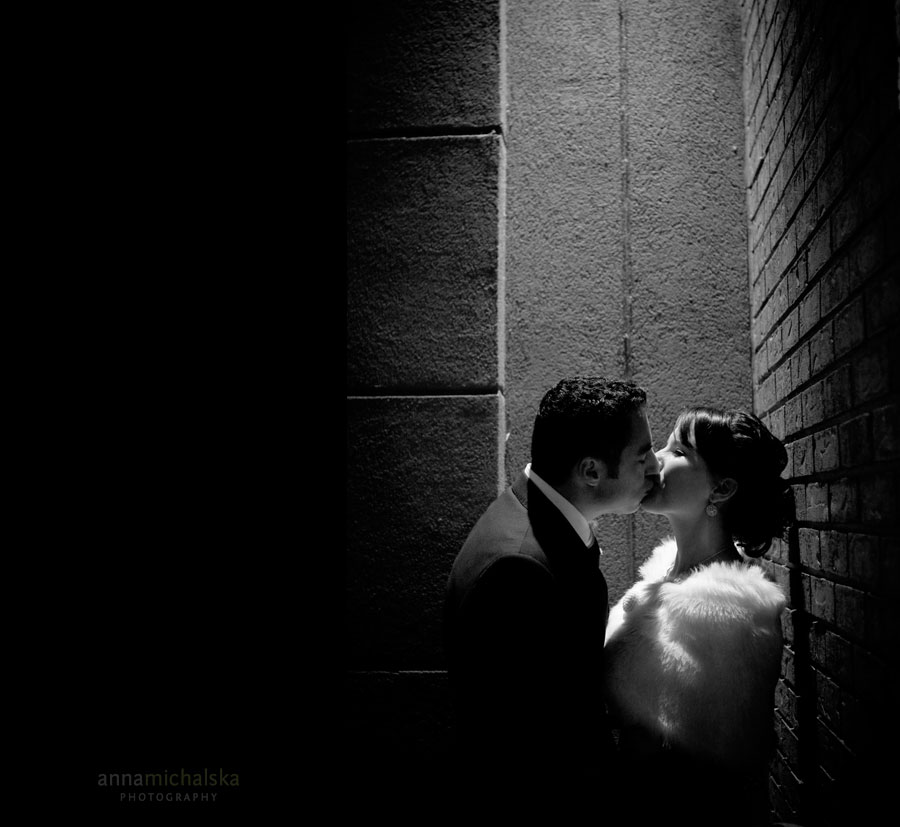 calgary wedding photographer anna michalska photography winter