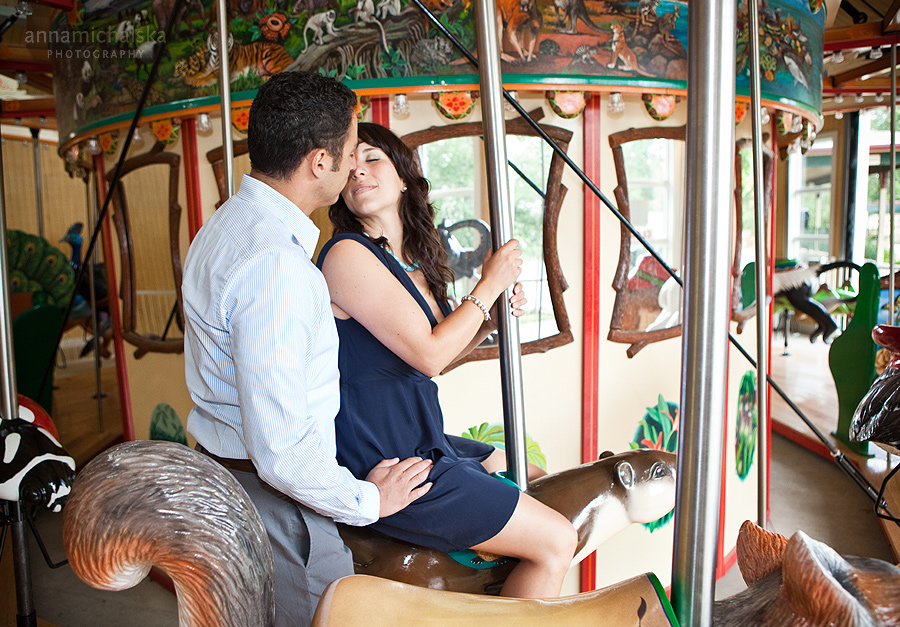 calgary engagement session anna michalska photography zoo