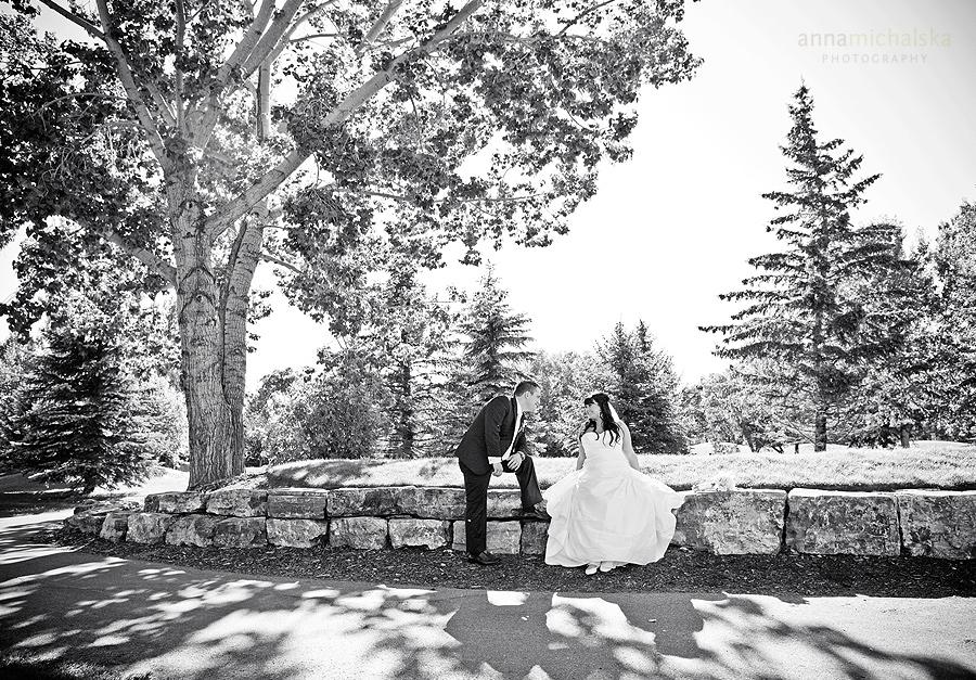 calgary wedding photographer anna michalska cottonwood golf and country club
