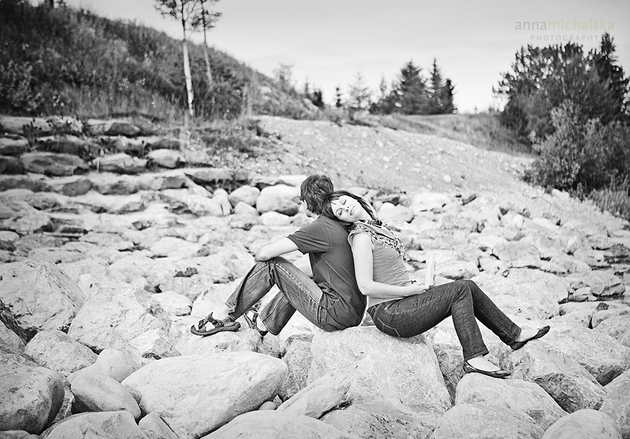 calgary family photographer anna michalska south glenmore park