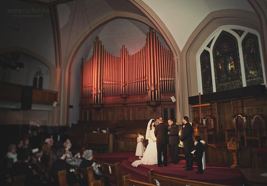 calgary wedding photographer anna michalska central united church