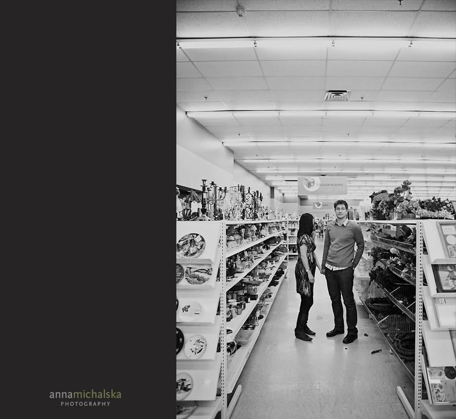 calgary engagement wedding photographer anna michalska thrift store value village
