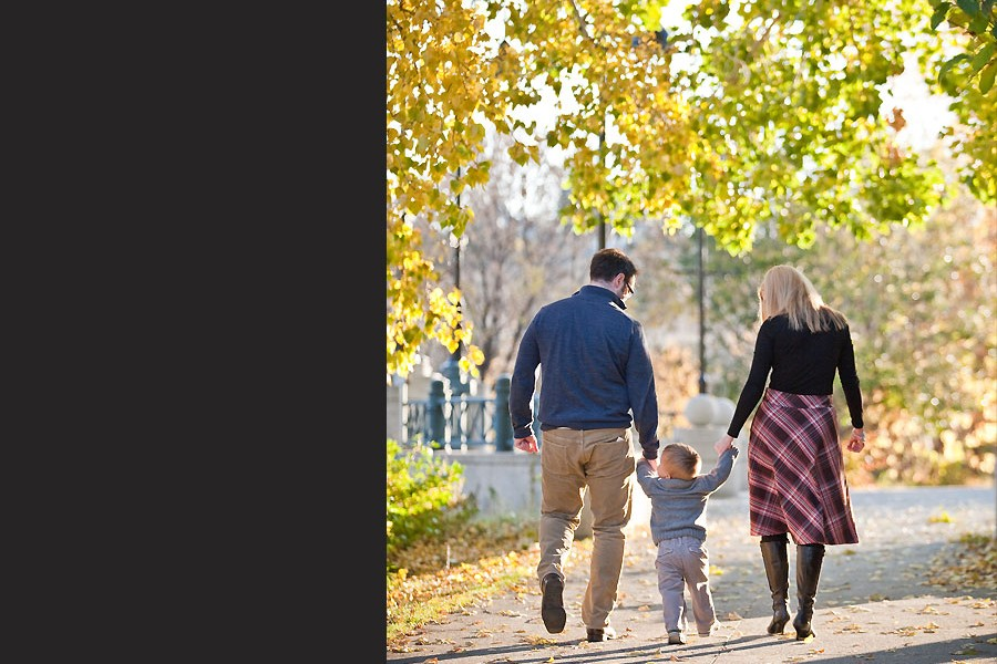desleigh, brian + harry {family session}