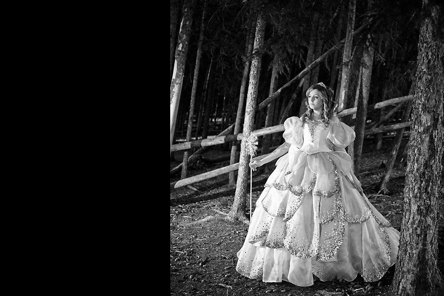 natasha as glinda {portrait session}