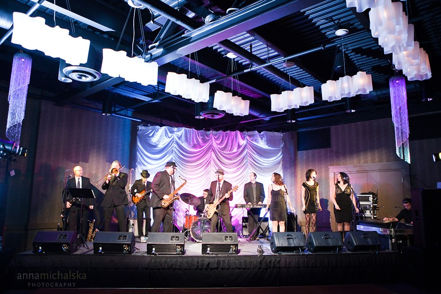 statoil canada christmas party {corporate events}