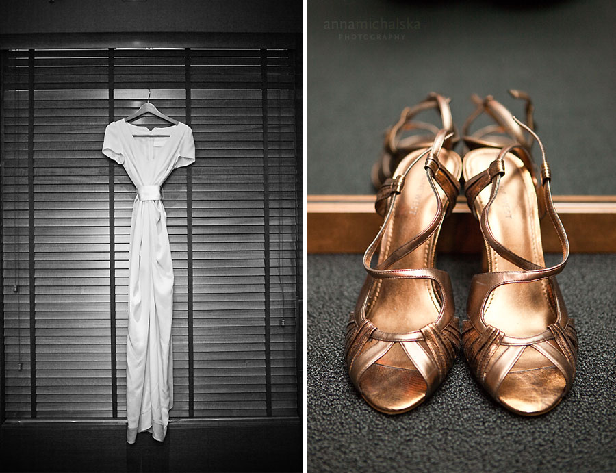 calgary wedding photographer anna michalska hotel arts bride