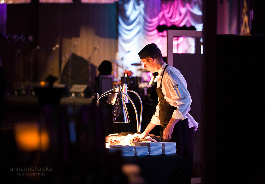 calgary corporate commercial photographer anna michalska statoil hotel arts christmas party event