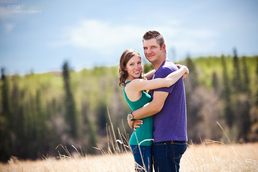 erin + khris {engagement session}