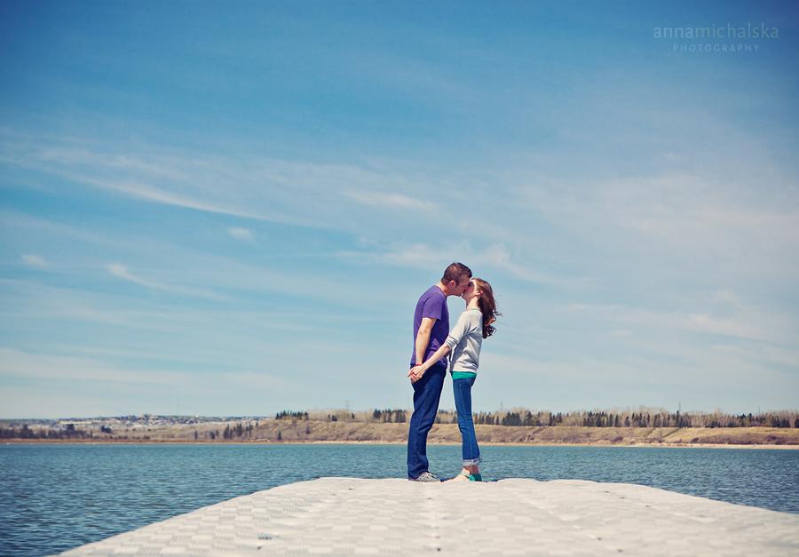 calgary engagement photographer anna michalska wedding south glenmore park