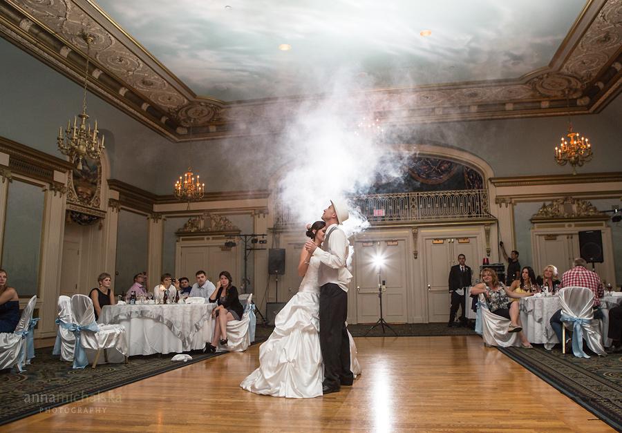 calgary wedding photographer anna michalska fairmont palliser hotel