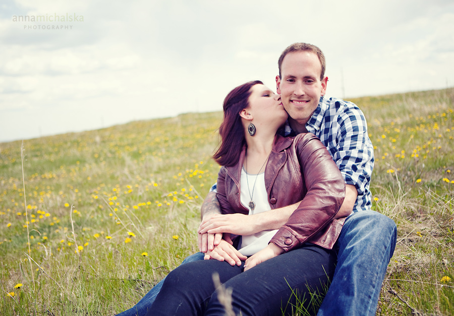 calgary engagement photographer anna michalska sky