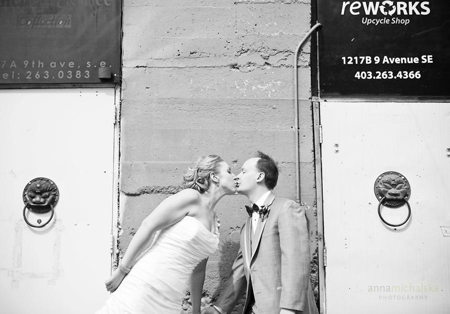 calgary wedding photographer anna michalska inglewood