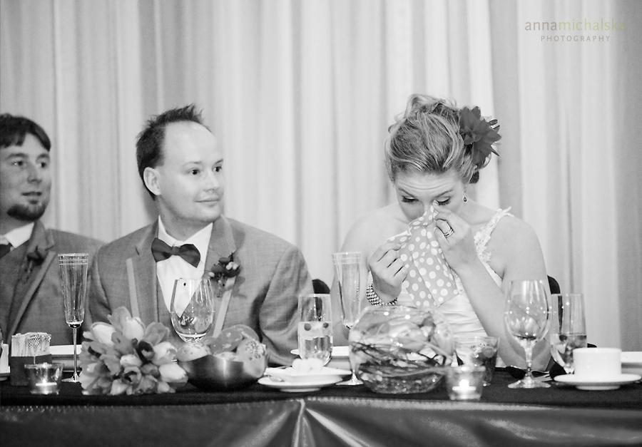 calgary wedding photographer anna michalska hotel arts reception