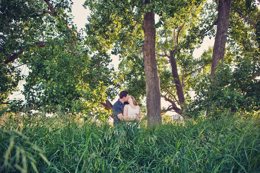 jenn + kris {engagement session}