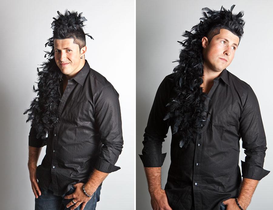 logix hair salon calgary corporate commercial event photographer anna michalska