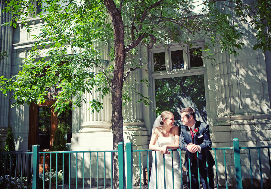 calgary wedding photographer anna michalska downtown city hall olympic plaza teatro