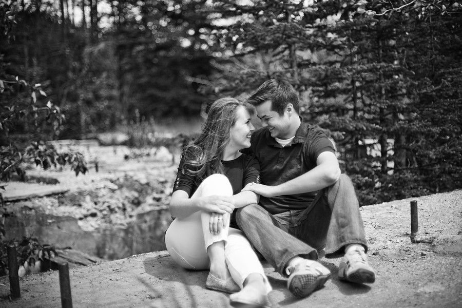 eva + tim {engagement session}