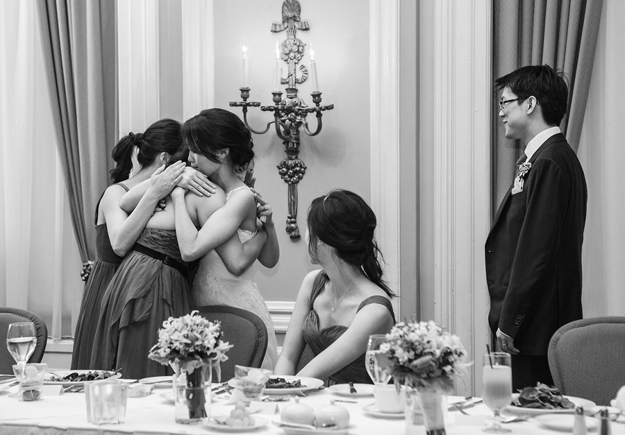calgary wedding photographer anna michalska fairmont palliser reception