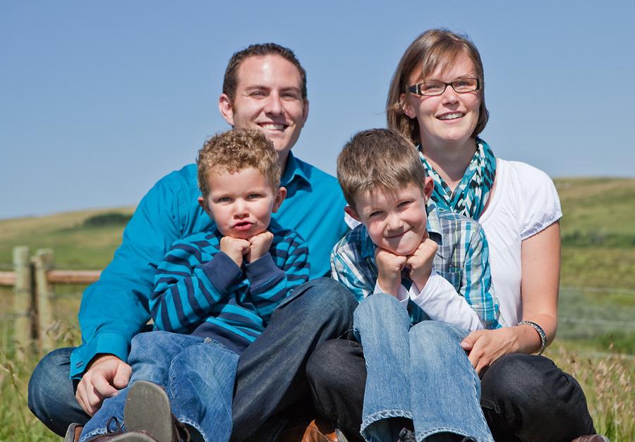 calgary family photographer anna michalska
