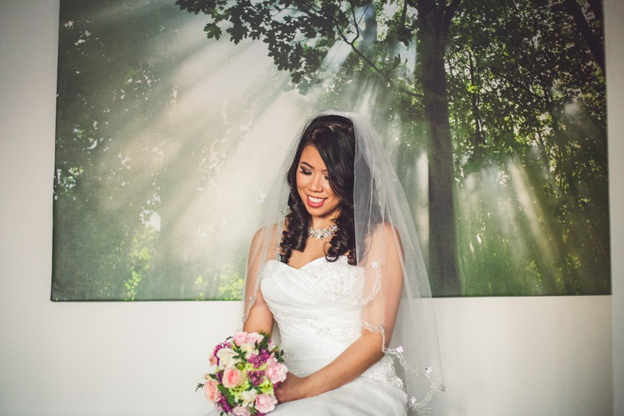 calgary wedding photographer anna michalska winter ceremony