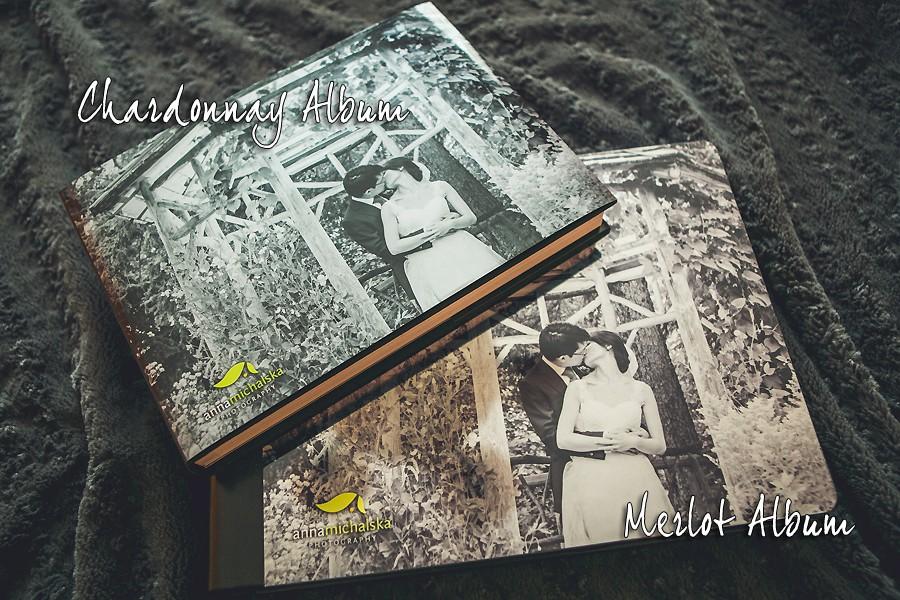 calgary wedding photographer anna michalska wedding album