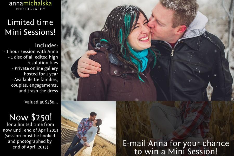 calgary couples engagement wedding photographer anna michalska
