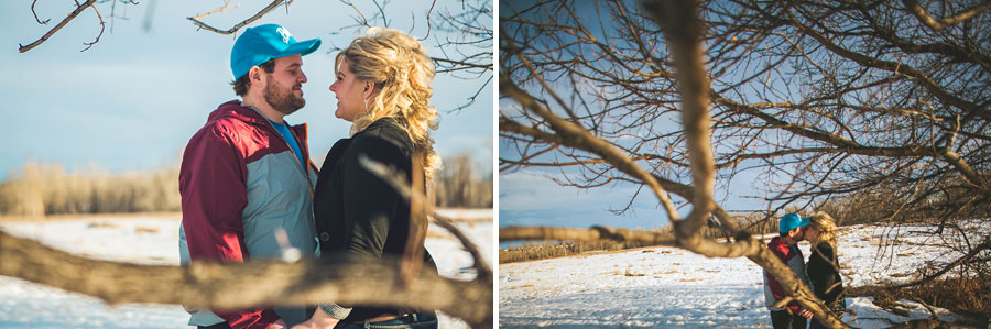 calgary engagement photographer anna michalska photography fish creek park