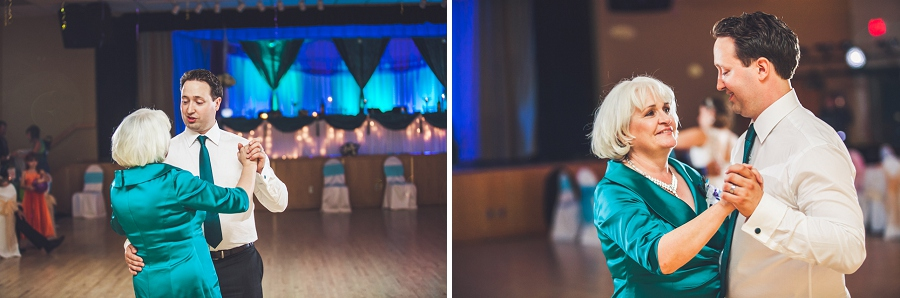 mother son wedding reception dance calgary wedding photographer anna michalska