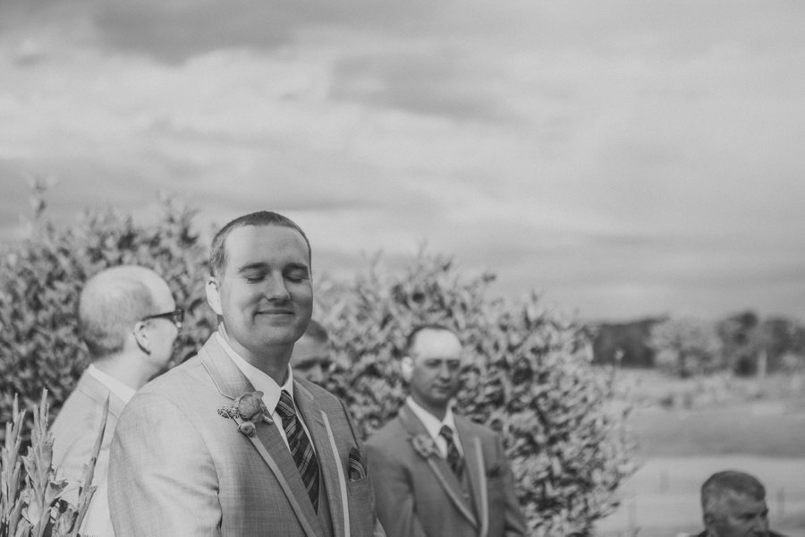 groom portrait valley ridge golf course calgary wedding photographers anna michalska