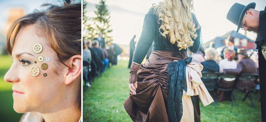 gears on face calgary steampunk wedding photographer anna michalska heritage park