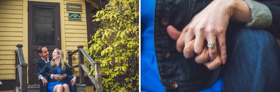 fish creek park calgary engagement photographer anna michalska yellow barn engagement ring