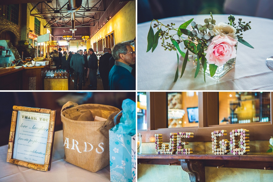 guests bonterra trattoria calgary wedding photographer anna michalska decor