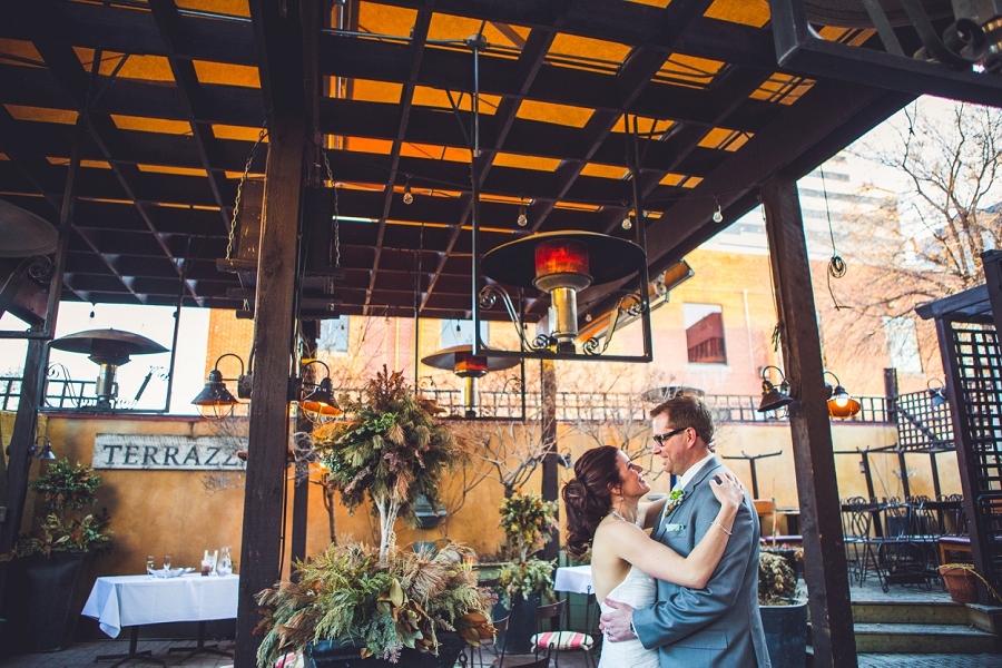 patio bonterra trattoria calgary wedding photographer anna michalska