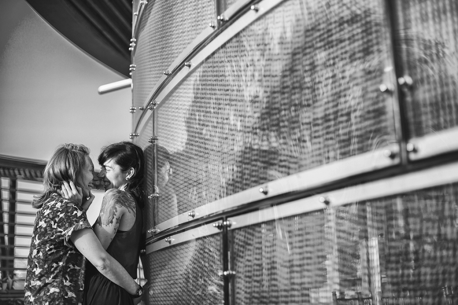 vancouver same sex couple wedding photographer anna michalska