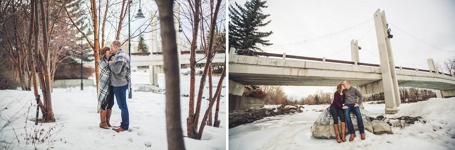 eau claire prince island park anna michalska photography winter engagement session